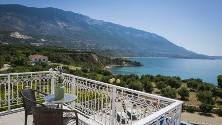 Villa Sea View Kefalonia 12