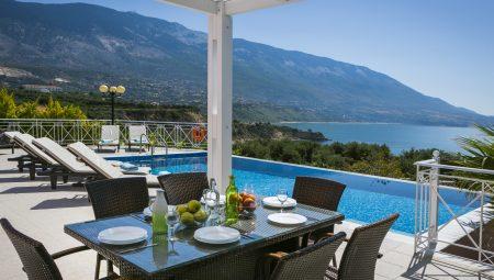 Villa Sea View Kefalonia 13