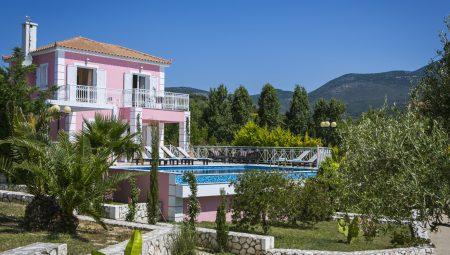 Villa Sea View Kefalonia 9